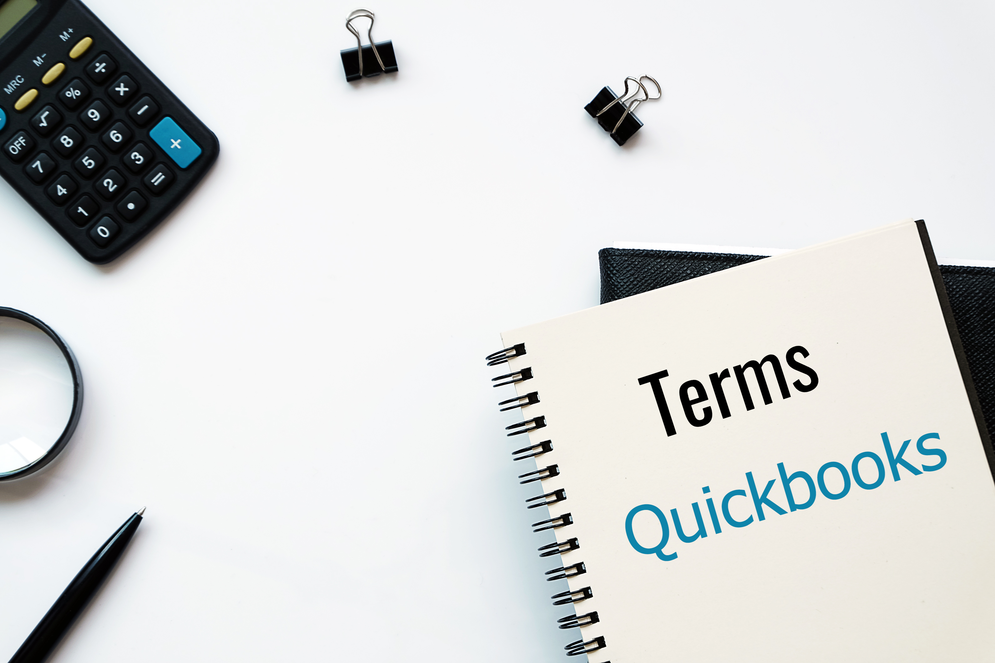 Common QuickBooks Terms Definitions